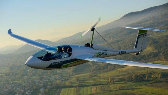 Elektrikli uçaklar ile temiz taşımacılık geliyor