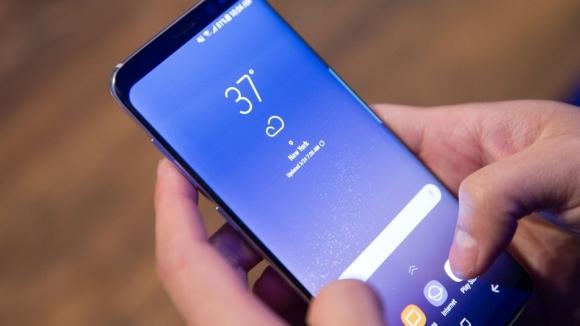 Galaxy S8 ana ekran tuşu nasıl çalışıyor?