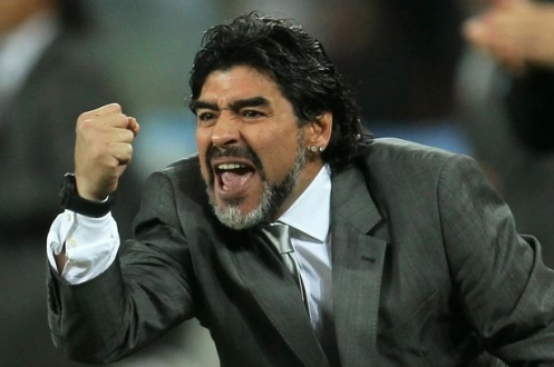 Maradona, PES 2017'ye dava açtı!