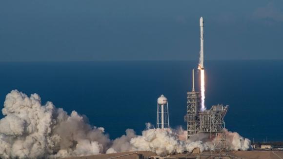 SpaceX tarih yazdı!
