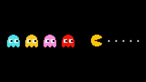 Google Haritalar ile Ms. Pac-Man keyfi!