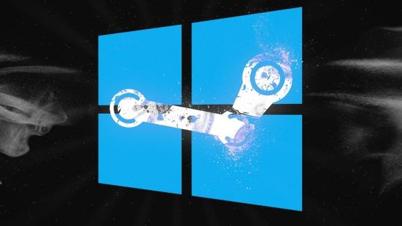 Steam kullanıcılarının tercihi Windows 10