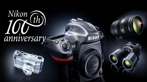 Nikon 100. yılını hatıra ürünleriyle kutluyor