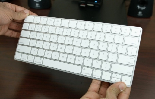 Apple'dan yeni Magic Keyboard patenti!