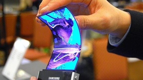 Samsung'dan katlanabilir telefon açıklaması