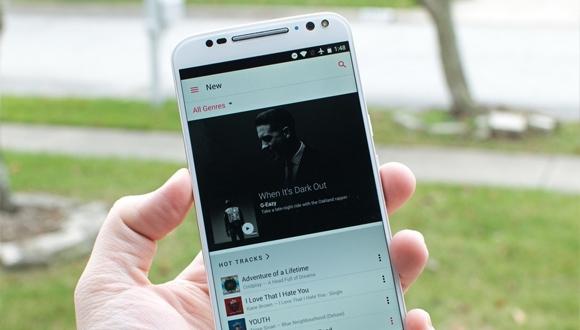 Android için Apple Music güncellendi!