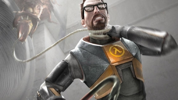 Half-Life 2 VR için yeni video!