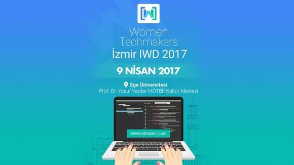 Women Techmakers İzmir Başlıyor