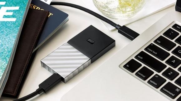 WD ilk portatif SSD modelini duyurdu