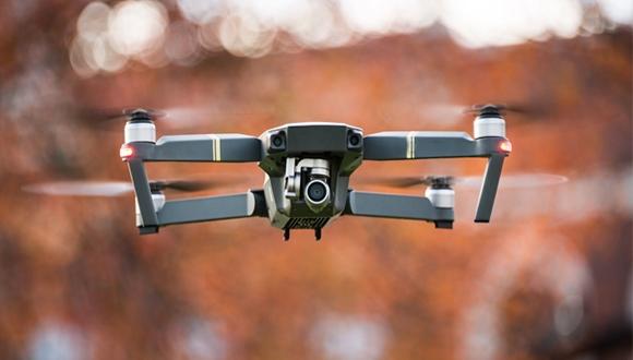 DJI'ın yeni drone modeli Spark ortaya çıktı!