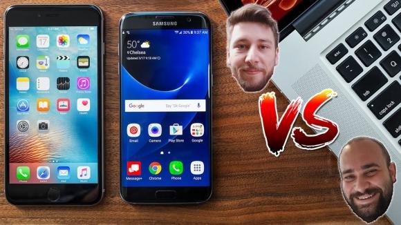 iOS – Android savaşı son buldu! (VİDEO)