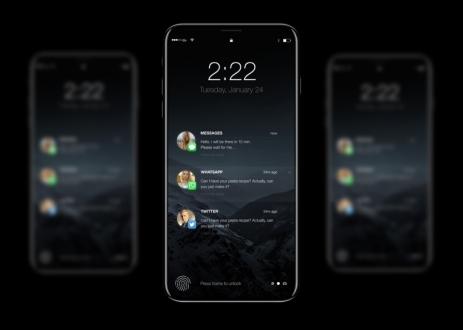 iPhone 8 hakkında yeni bir sızıntı!