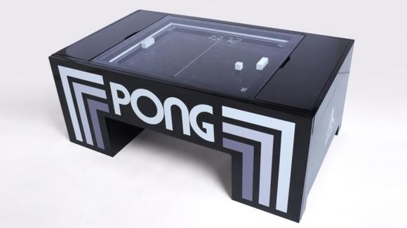 Pong ete kemiğe büründü!