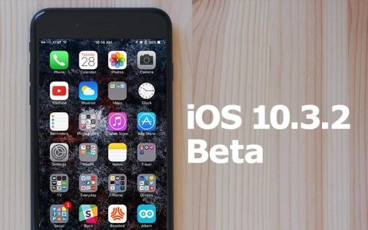iOS 10.3.2 Beta 2 yayınlandı!