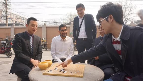 Google AlphaGo'nun yeni rakibi belli oldu!