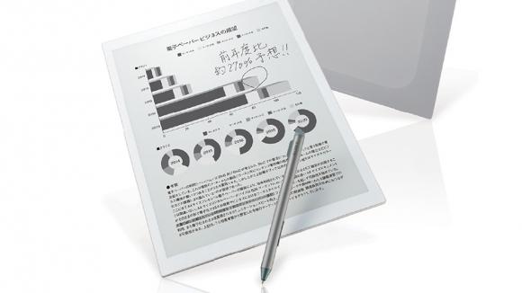 Sony'den e-mürekkep atağı!