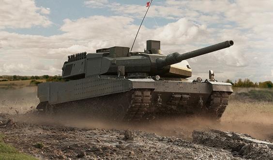 Altay Tankı için seri üretim süreci başlıyor!