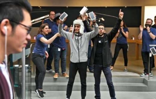 Gençler iPhone'u tercih ediyor!
