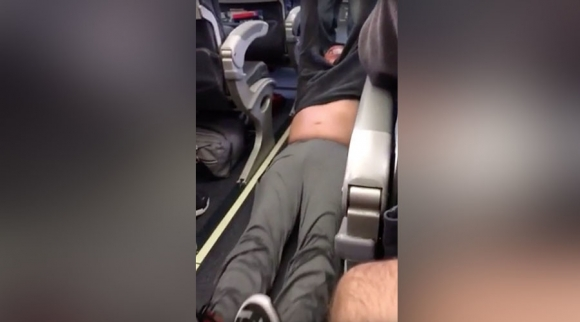 İnternet United Airlines'ı trollüyor!