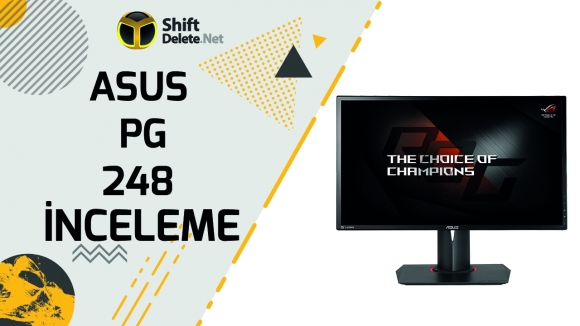 ASUS ROG SWIFT PG248Q inceleme