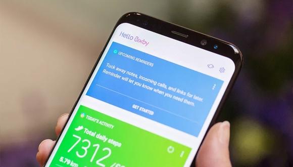 Galaxy S8'i satın alanlara sesli asistan şoku!