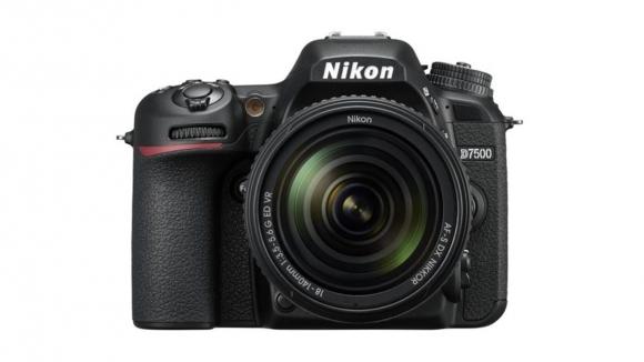 Nikon D7500 tanıtıldı!