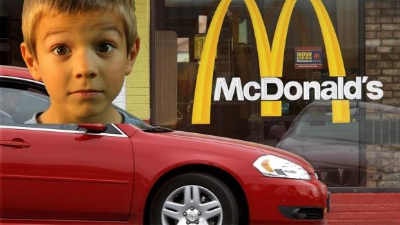 8 yaşında YouTube'dan şoförlük öğrendi!