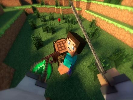 Minecraft yeni platformuna geliyor!