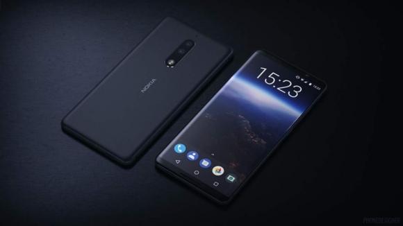 Nokia 9 konsepti ortaya çıktı!