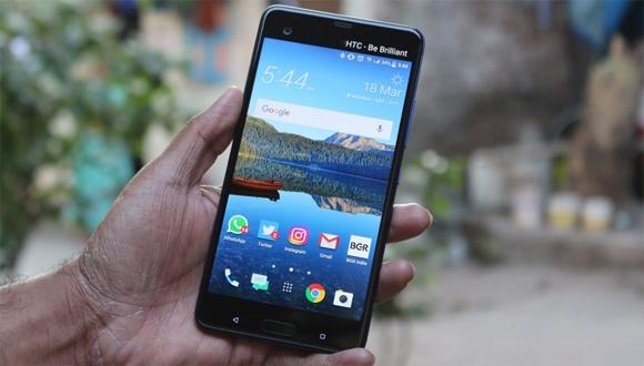 HTC U modelinin tasarımı ortaya çıktı!
