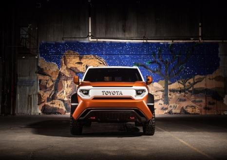 Toyota FT-4X konsept tasarımı ortaya çıktı!