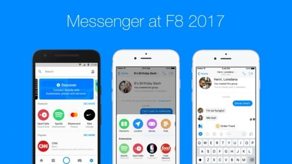 Facebook Messenger için önemli güncelleme!