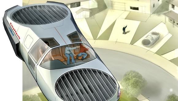 Geleceğin uçan arabalarına adım adım!