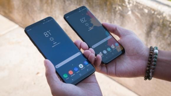 Galaxy S8 ve S8 Plus parçalarına ayrıldı!