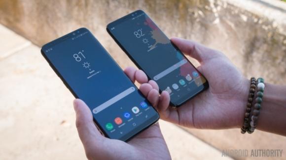Galaxy S8 Plus için güncelleme yayınlandı