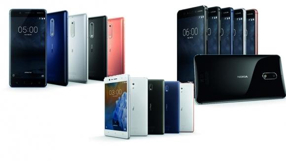 Nokia modelleri Türkiye'ye geliyor!