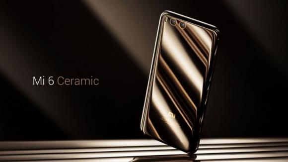 Xiaomi Mi 6 parmak ısırtan lüks model!