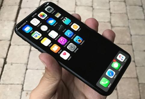 Apple ekranları ters köşe yapabilir!