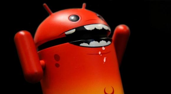 Ağınıza yayılan Android virüsü!