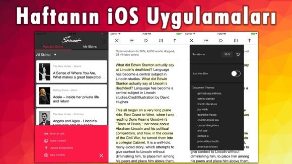Haftanın iOS Uygulamaları – 23 Nisan