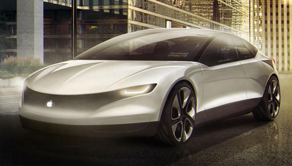 Apple'ın otonom araç planları ortaya çıktı!