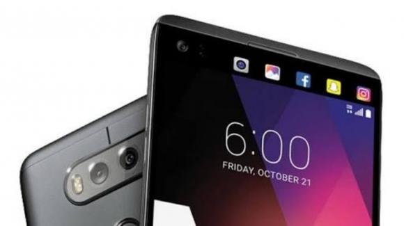 LG V30 kavisli OLED ekranla gelebilir!