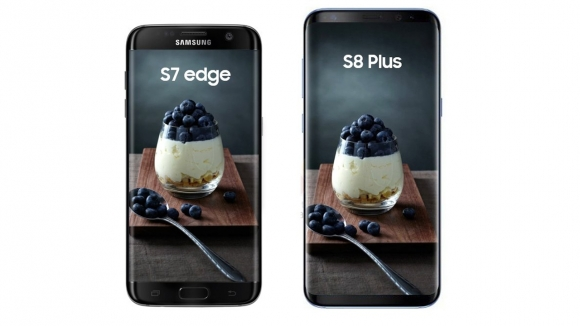 Galaxy S8+ vs Galaxy S7 Edge karşılaştırma (VİDEO)