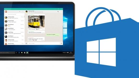 WhatsApp, Windows Store'a geliyor!