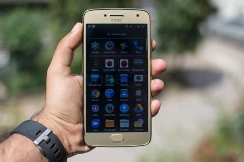 Moto G5S Plus'tan yeni fotoğraflar geldi!