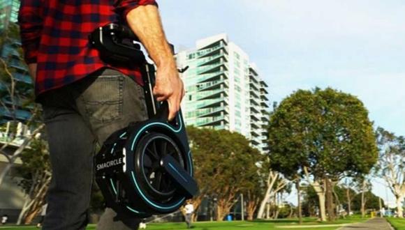 Bisikletinizi sırt çantanızda taşıyabilirsiniz!