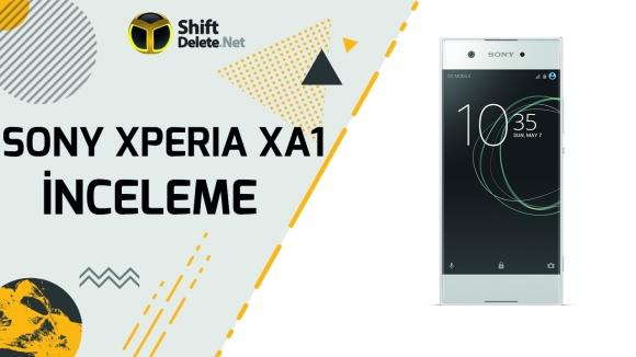 Sony Xperia XA1 inceleme