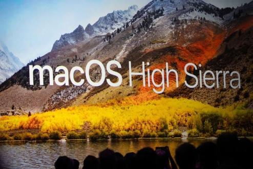 macOS High Sierra beta 1 yayınlandı!
