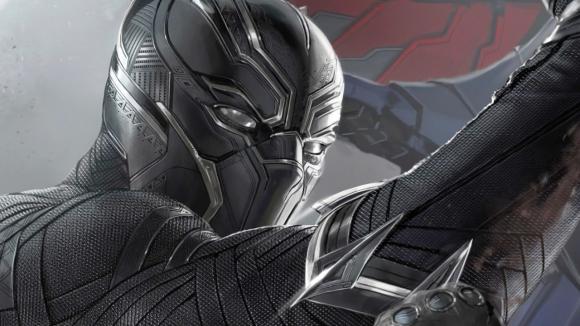 Black Panther için ilk fragman!