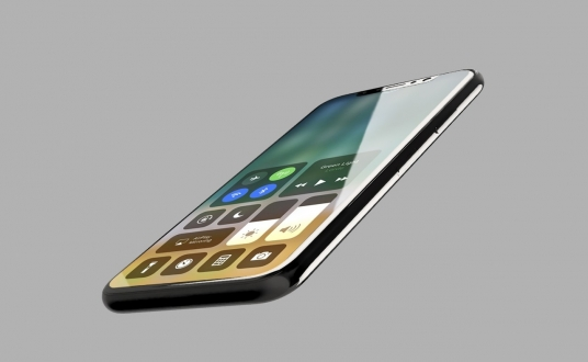 iOS 11 yüklü iPhone 8 nasıl görünecek?